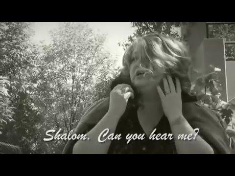 """Shalom"" Adele - ""Hello"" PARODY - Passover Seder Story"