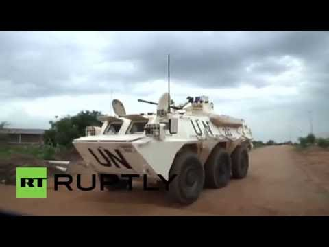 South Sudan: UN peacekeepers guard thousands of IDPs despite ceasefire