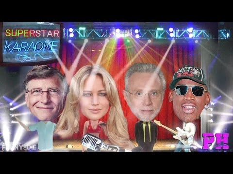DJ Steve Porter: Superstar Karaoke - Hungry Like Wolf Blitzer