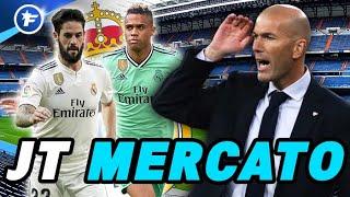 Le Real Madrid déterminé à chasser ses indésirables | Journal du Mercato