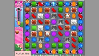 Candy Crush Saga level 570 by Cookie