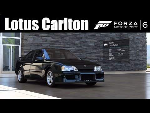 forza 6 lotus carlton forza vista and test drive youtube. Black Bedroom Furniture Sets. Home Design Ideas
