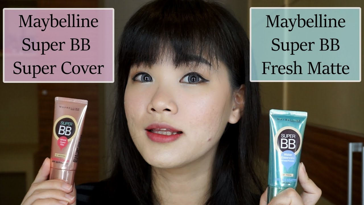 Testimoni Bb Cushion Maybelline Fresh Matte Untuk Wajah Berjerawat