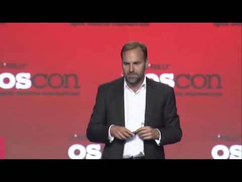 Mark Shuttleworth - Redefining Whats Possible (Oscon 2013)