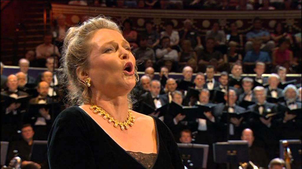 Elgar The Music Makers Proms 2004 Part Two Youtube