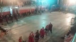 DANZA TUPAY TOQTO. GRAN FINAL Huánuco« La chakana de oro» Wayas