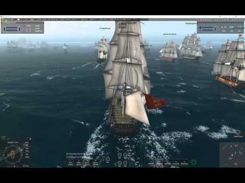 Naval Action - Large Naval Battle
