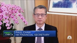 Hong Kong financial secretary says economic relief measures are 'to the best of our ability'