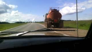 тест драйв газ 24 - 200 км/час