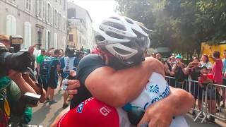 Tour de France - Victoire d'Arnaud Démare sur la 18ème étape