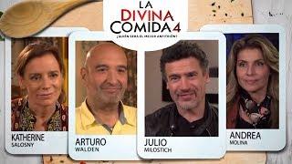 La Divina Comida | Kathy Salosny, Julio Milostich, Andrea Mo...