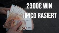 TIPICO WURDE RASIERT!!! #1 | 2300€ WIN | Wir starten eine fette Challenge!