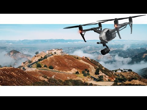 Cinematic Movements for Your Drone Shots