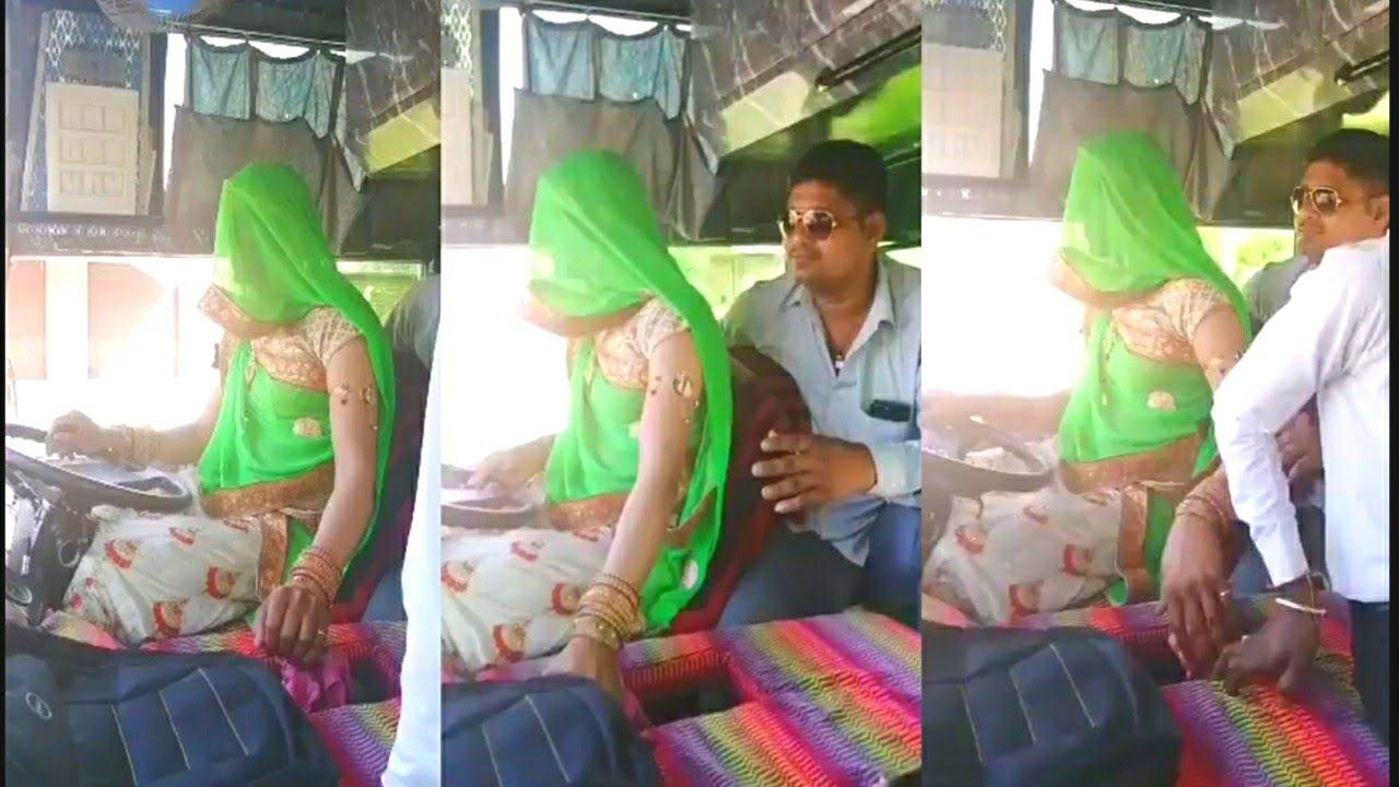 Amazing Bus Driver Rajasthani, Marwadi