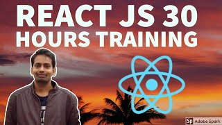 React JS in 30 Sessions