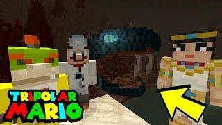 BOWSER JR'S *MONSTER* SNAKE KILLS EVERYONE... | Nintendo Fun House | Minecraft Switch [313]