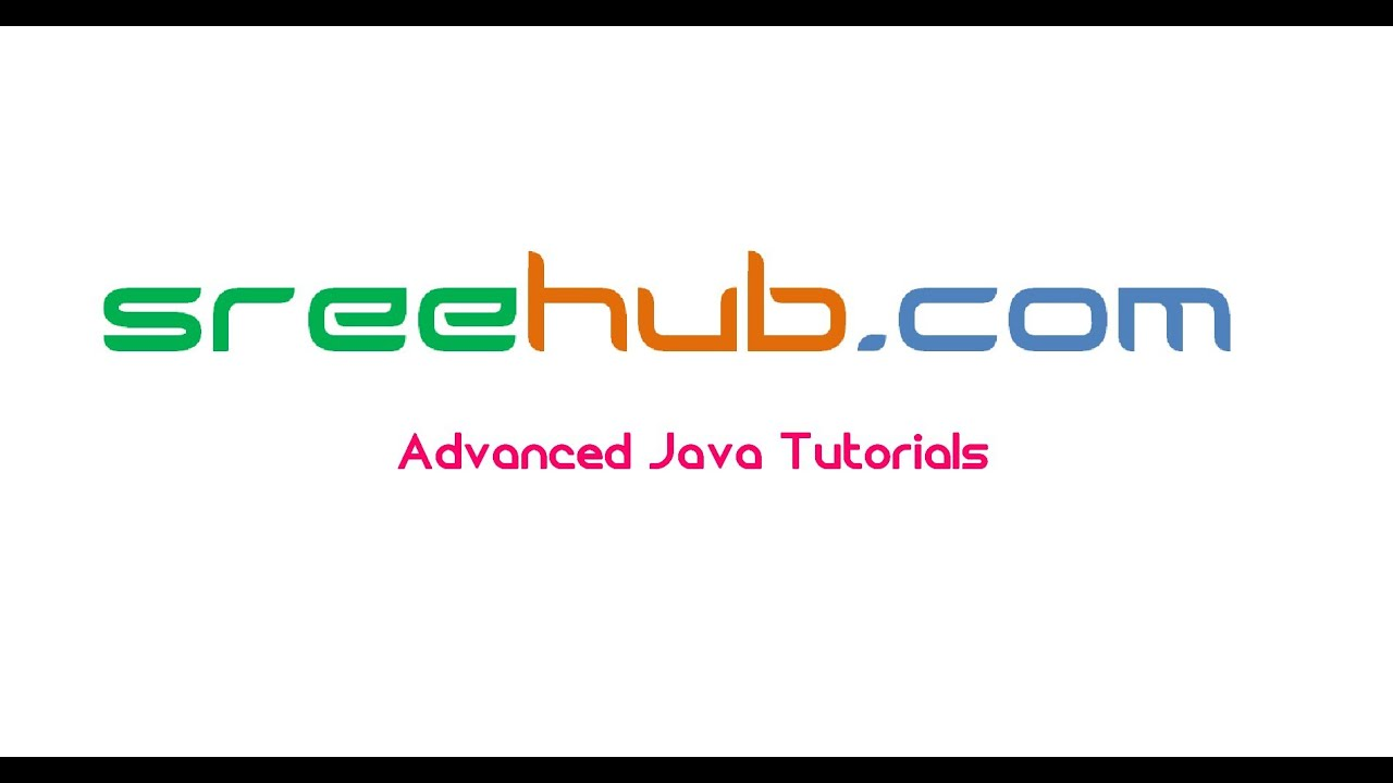 Advanced Java Tutorial Step by Step Learning Class Videos