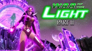 Preview: War of the Light Part II! New DLC Just Announced!