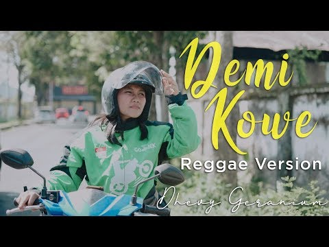 Dhevy Geranium - Demi Kowe (Cover Dhevy Geranium)