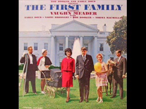 Vaughn Meader: The First Family, Vol. 1, Part 1/5