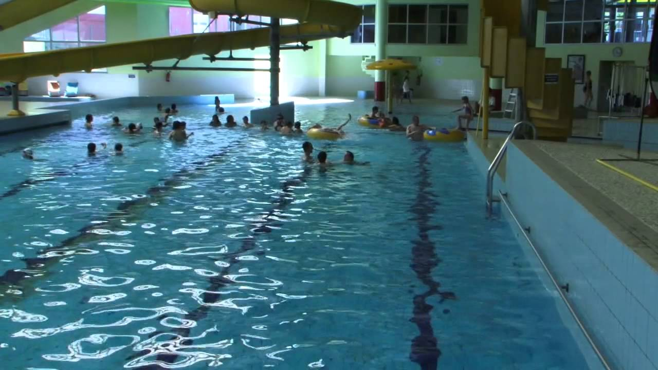 pr sentation de la piscine patinoire des feugrais cl on