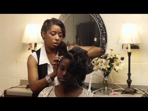 How To Style A Mohawk Hairstyle On African-American Females : Styling Black Hair & More