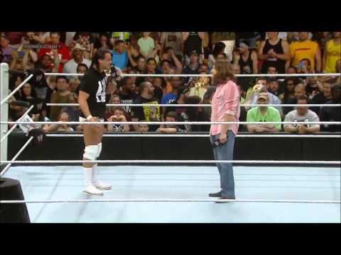"Daniel Bryan owns Bo Dallas - ""Bo... LEAVE!"" | WWE Money in the Bank 2014 Kickoff"