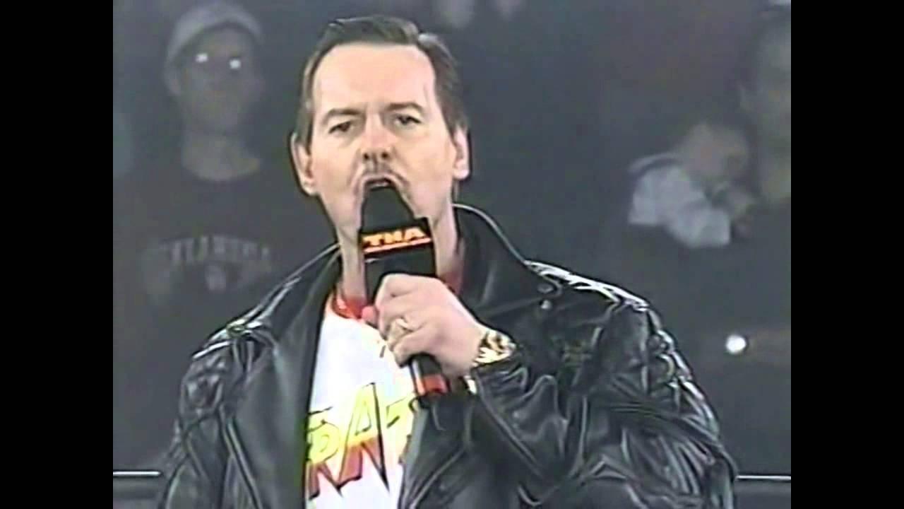 Roddy Piper debut in TNA