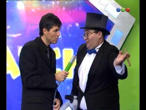 """Show del chiste: Larry de Clay """"videomatch"""" - Videomatch"""