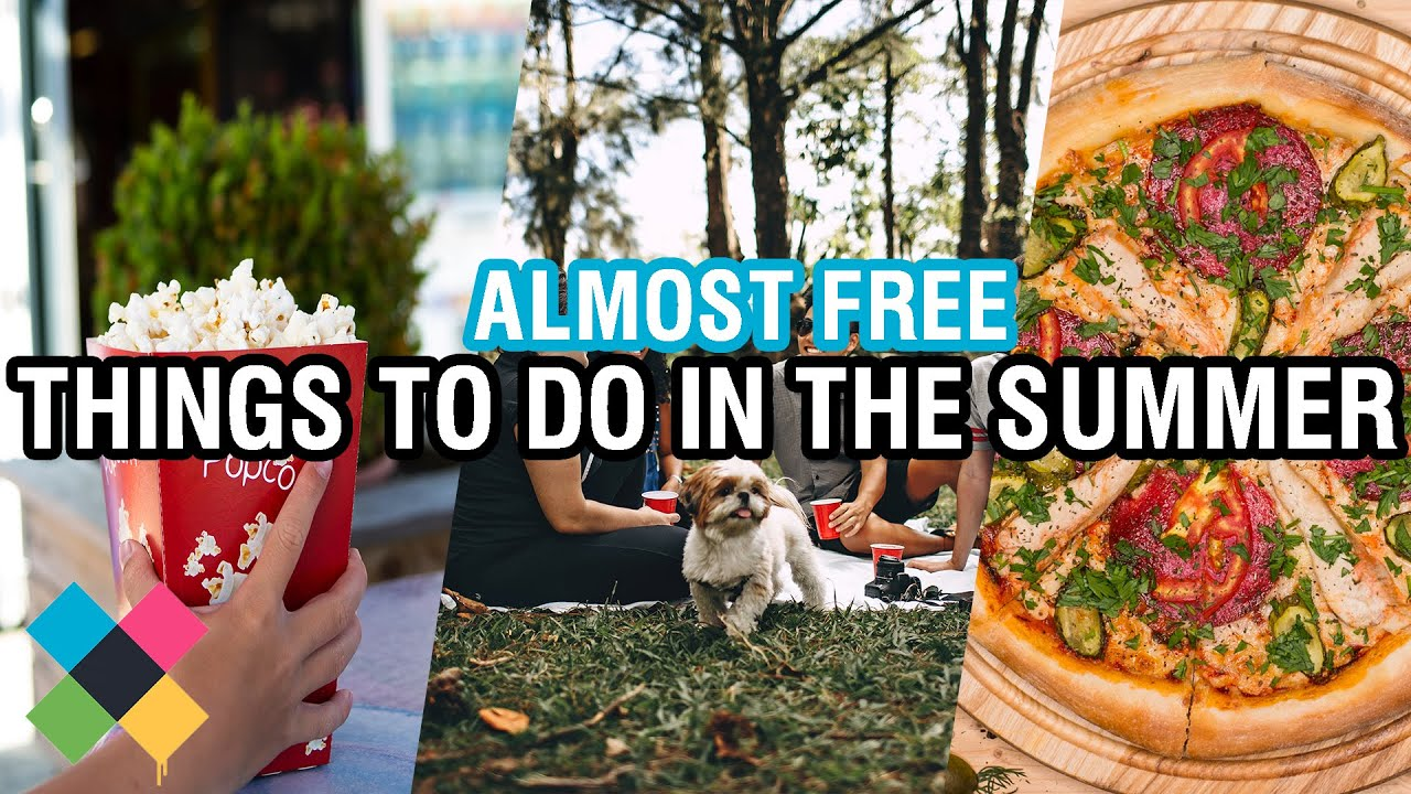 Things to do in the spring and summer