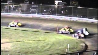 Ray Sand Jr #1 Limerock Speedway Sandman Racing