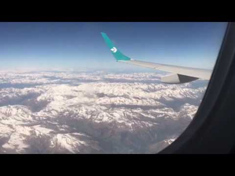 That moment you see Swiss Alps the first time