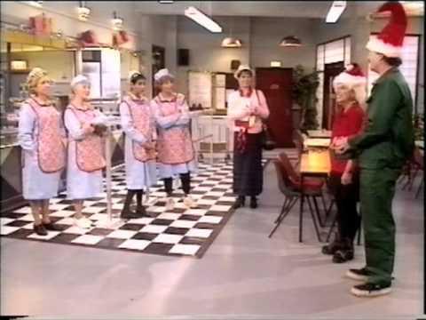 DINNER LADIES Jingle Bells