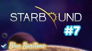STARBOUND , ASRIN İCADI MATTER MANIPULATOR , Türkçe , Bölüm 7 , Eğlenceli Oyun Videosu