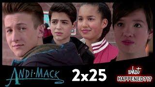ANDI MACK Season 2 Finale Cliffhangers - The Proposal & TJ Looks Back - 2x25 Recap
