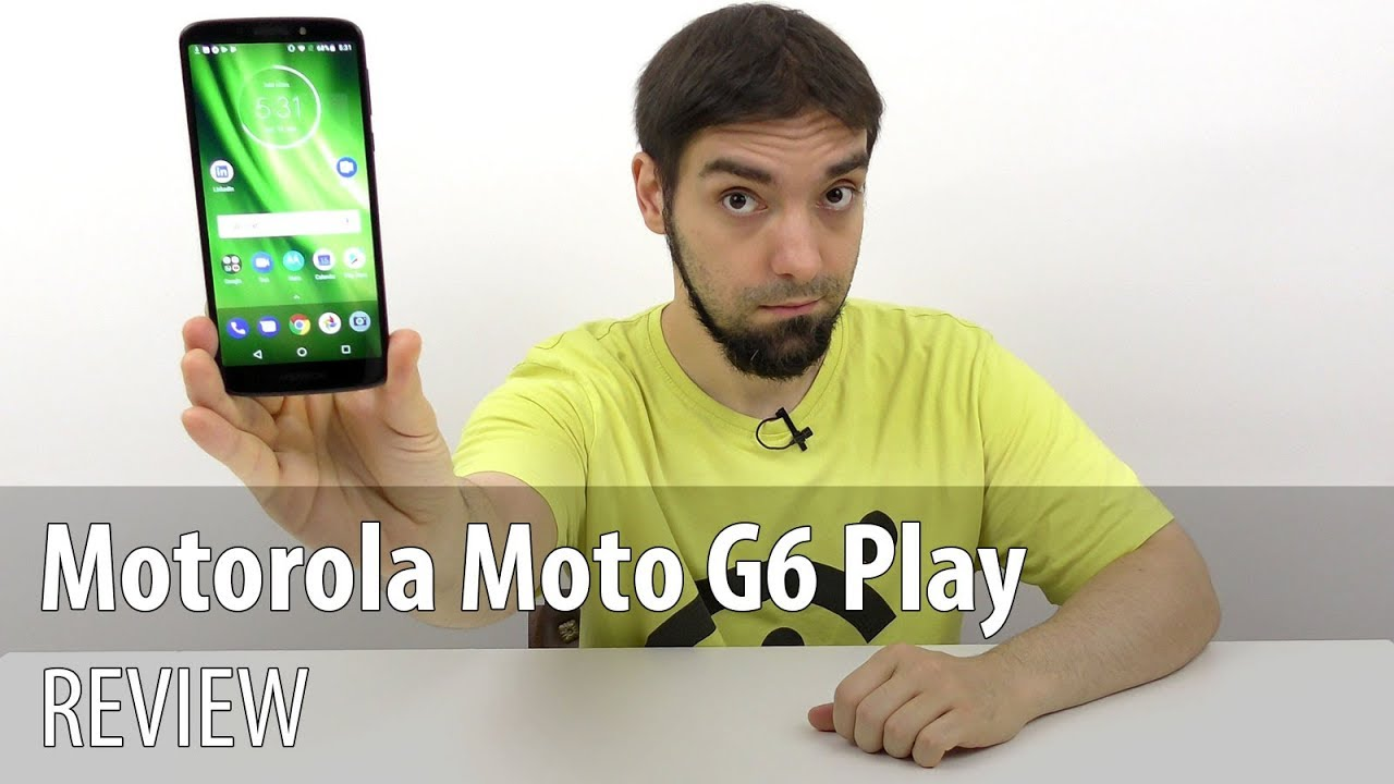 Motorola Moto G6 Play Review în Limba Română (Telefon de buget cu baterie de top)