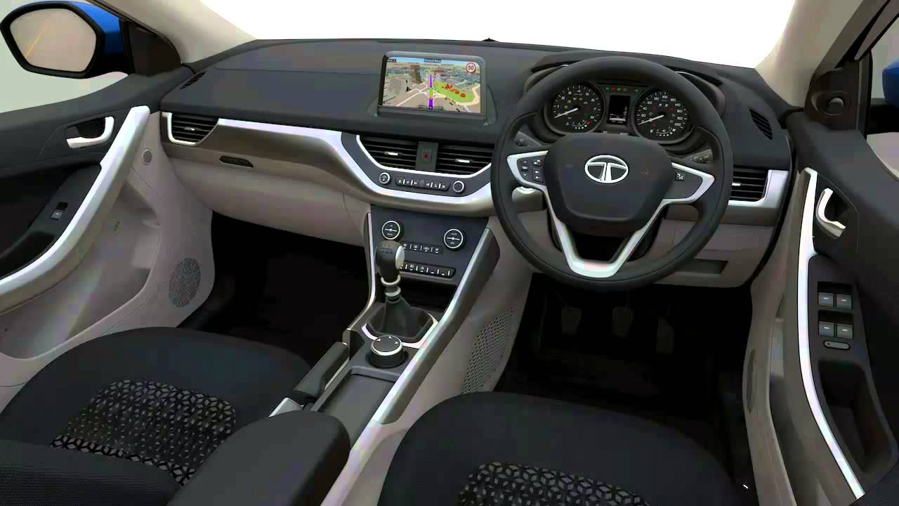 tata nexon suv 2017 interior and exterior review best cross over in india youtube. Black Bedroom Furniture Sets. Home Design Ideas