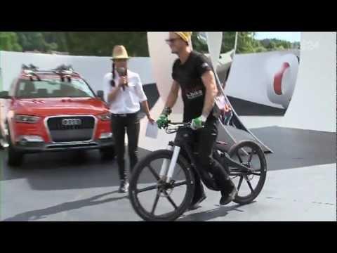 Audi Ebike Demo At Wörthersee YouTube - Audi e bike