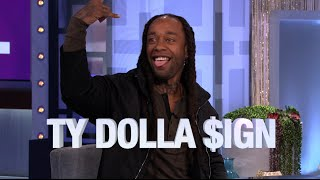 """Monday on """"The Real"""": Mehcad Brooks & Ty Dolla $ign!"""
