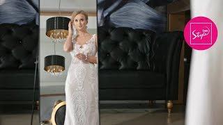 43296aaa6e2ca Panna Młoda wyglądała zjawiskowo! Śluby marzeń