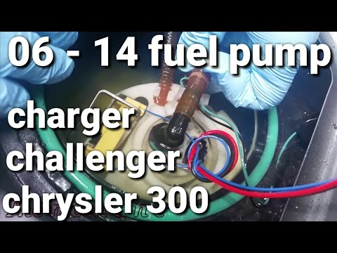 Fuel Filter 2006 Dodge Charger - Wiring Diagrams Dock