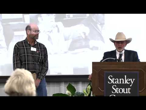 K-State - Stanley Stout Center Dedication