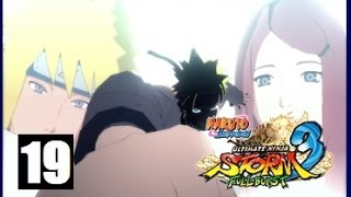 Naruto Shippuden Ultimate Ninja Storm 3 #19 O Garoto da Profecia