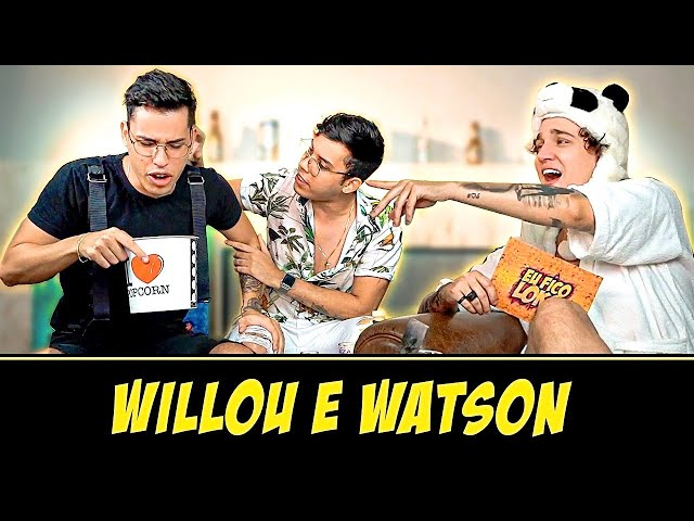 WILLOU E WATSON VÃO SE SEPARAR! - ENTREVISTA #1