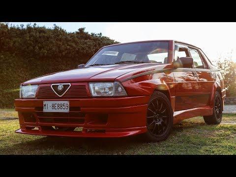 Speciale Alfa 75: Super Test comparativo - Davide Cironi Drive Experience (SUBS)