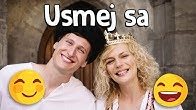 Smejko a Tanculienka - Usmej sa