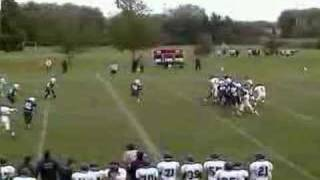 Dave Zmozynski Highschool football TCS Canada
