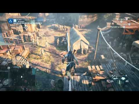 Assassins creed unity- Secuencia 9- Recuerdo 1- truco