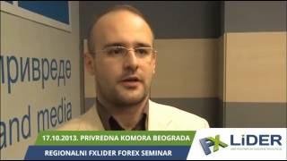 17.10.2013. Regionalni FXLider seminar u Beogradu