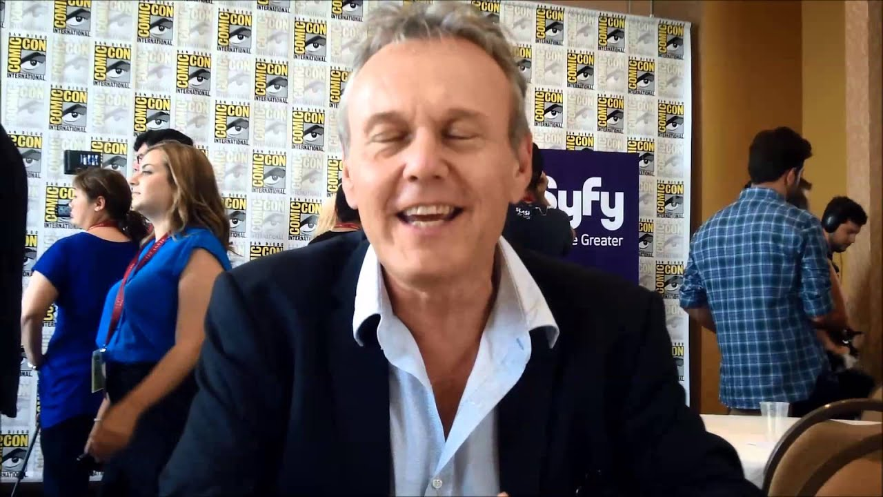 Download Dominion Q&A with star Anthony Head (SDCC 2014)